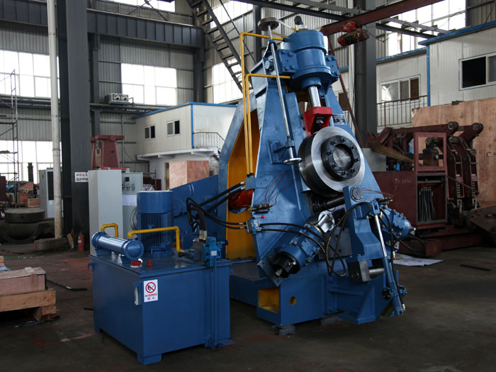 D51 Series Ring Rolling Machine